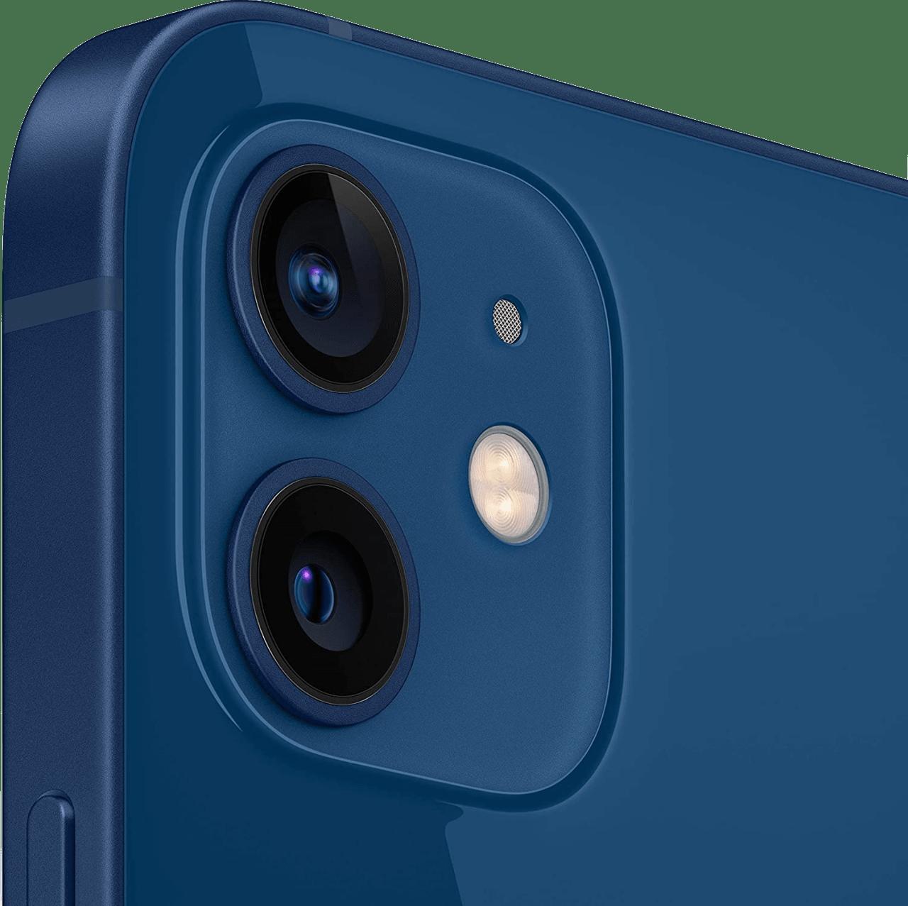 Blue Apple iPhone 12 - 128GB - Dual SIM.3