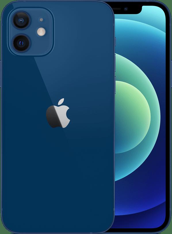 Blue Apple iPhone 12 - 256GB - Dual SIM.1