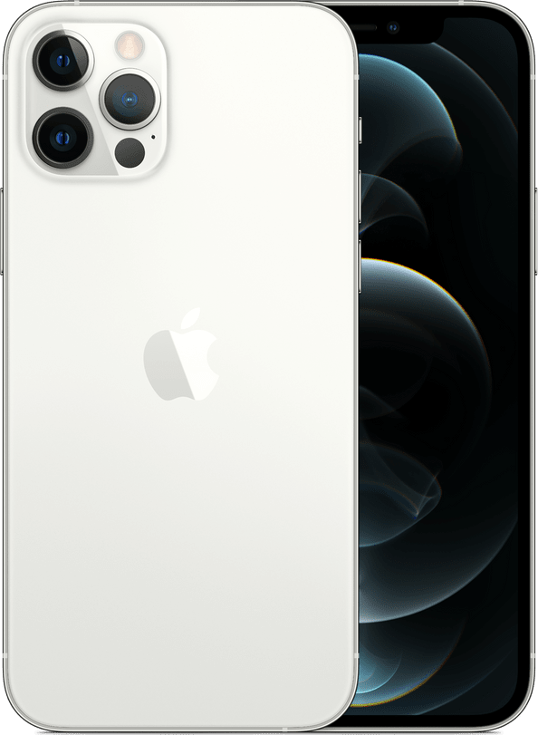 Silver Apple iPhone 12 Pro - 128GB - Dual Sim.1