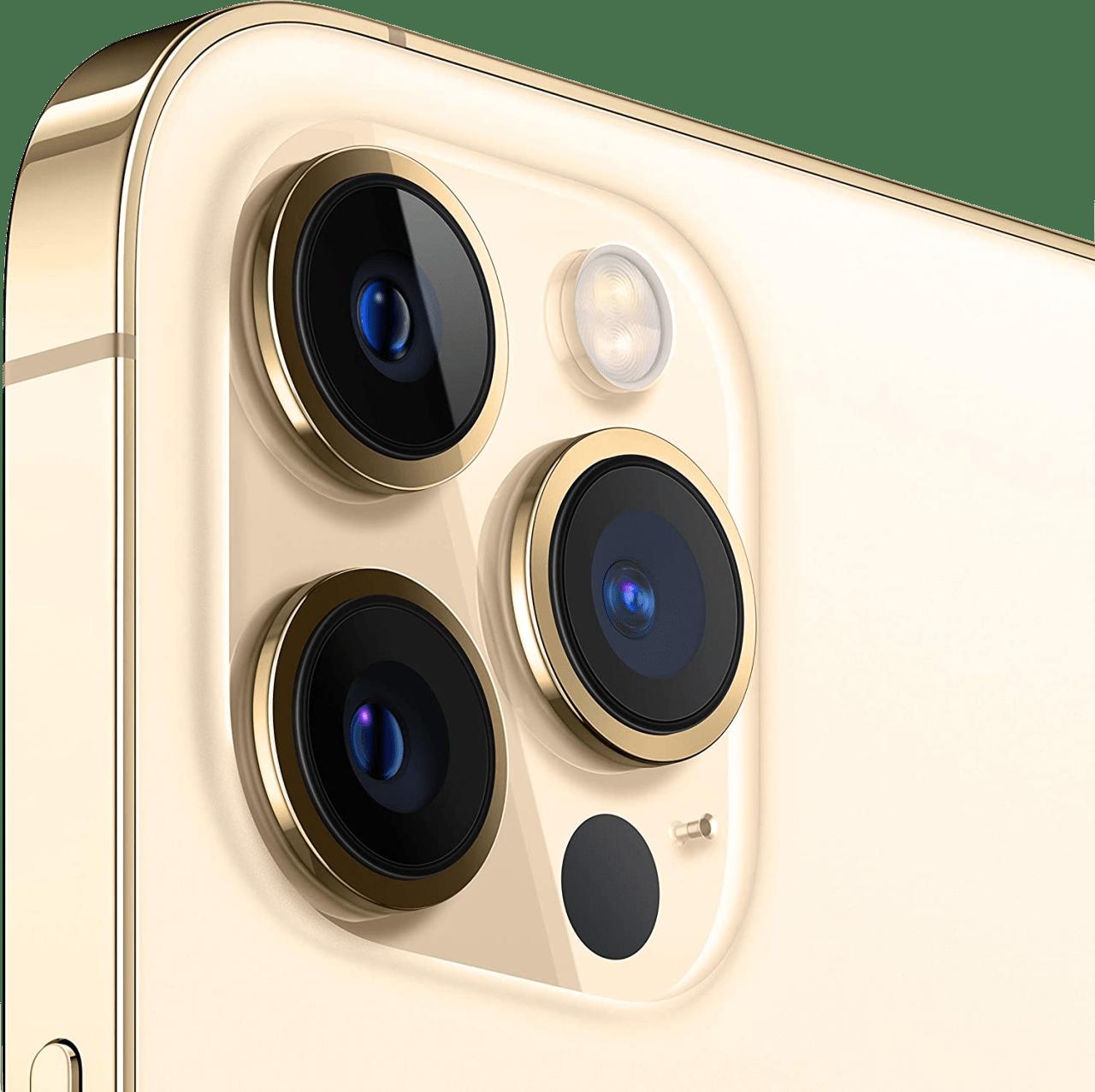 Gold Apple iPhone 12 Pro - 256GB - Dual Sim.2