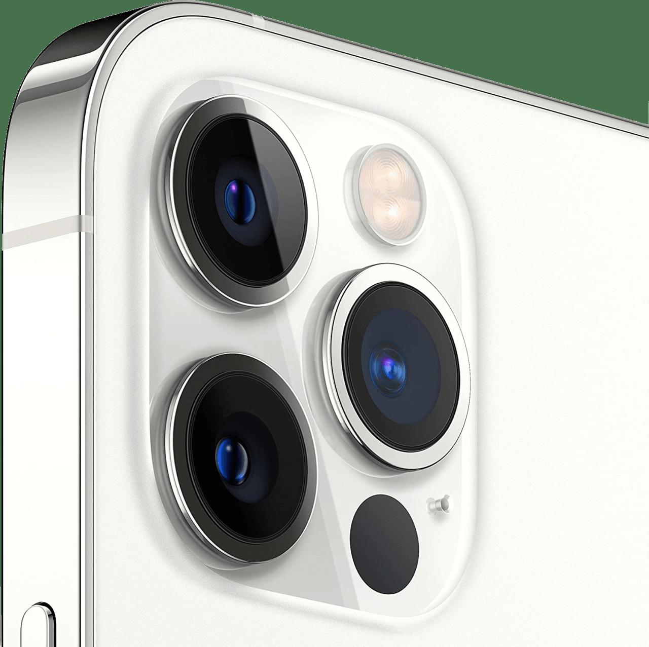 Silver Apple iPhone 12 Pro - 512GB - Dual Sim.4