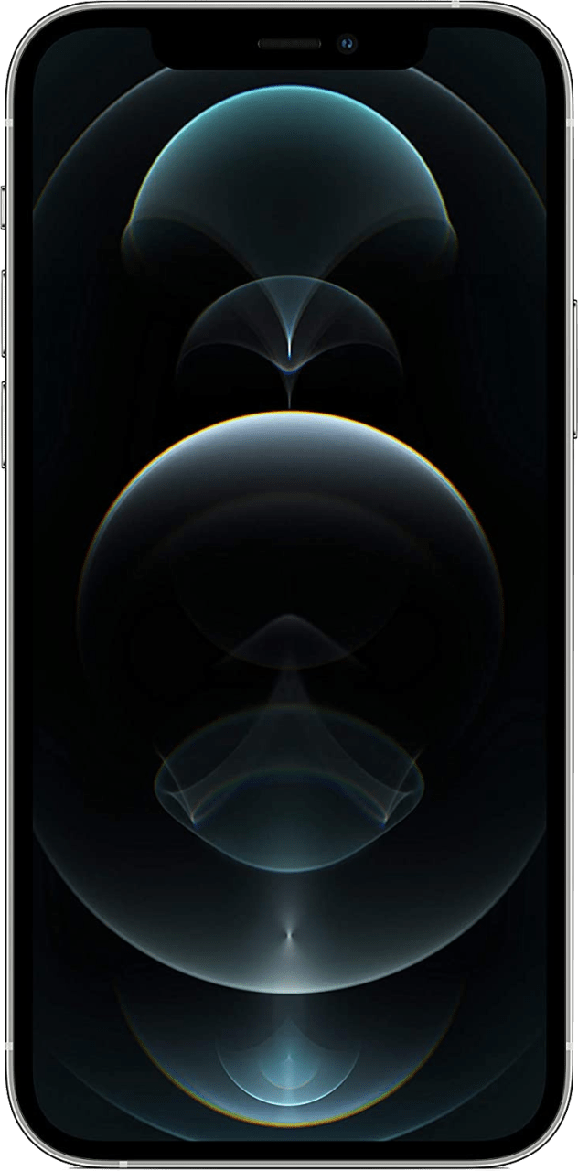 Silver Apple iPhone 12 Pro Max - 128GB - Dual Sim.2