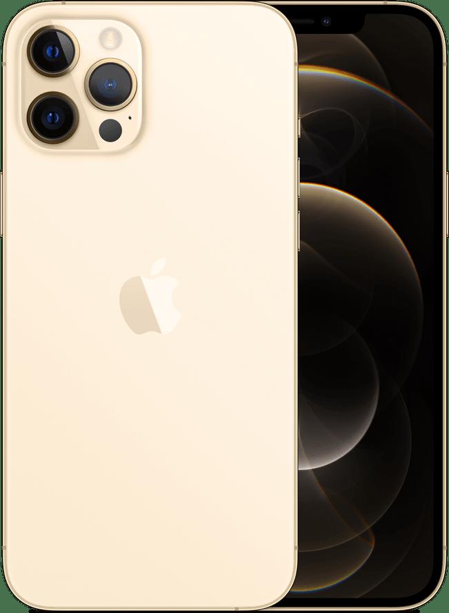 Gold Apple iPhone 12 Pro Max - 128GB - Dual Sim.1