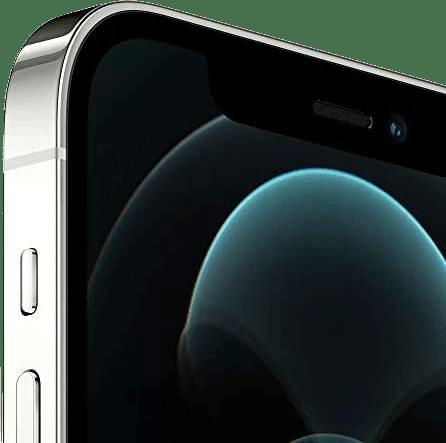 Silver Apple iPhone 12 Pro Max - 256GB - Dual Sim.3