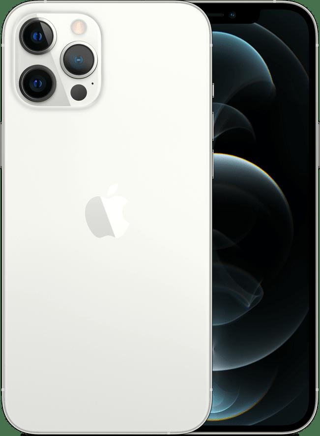 Silver Apple iPhone 12 Pro Max - 512GB - Dual Sim.1