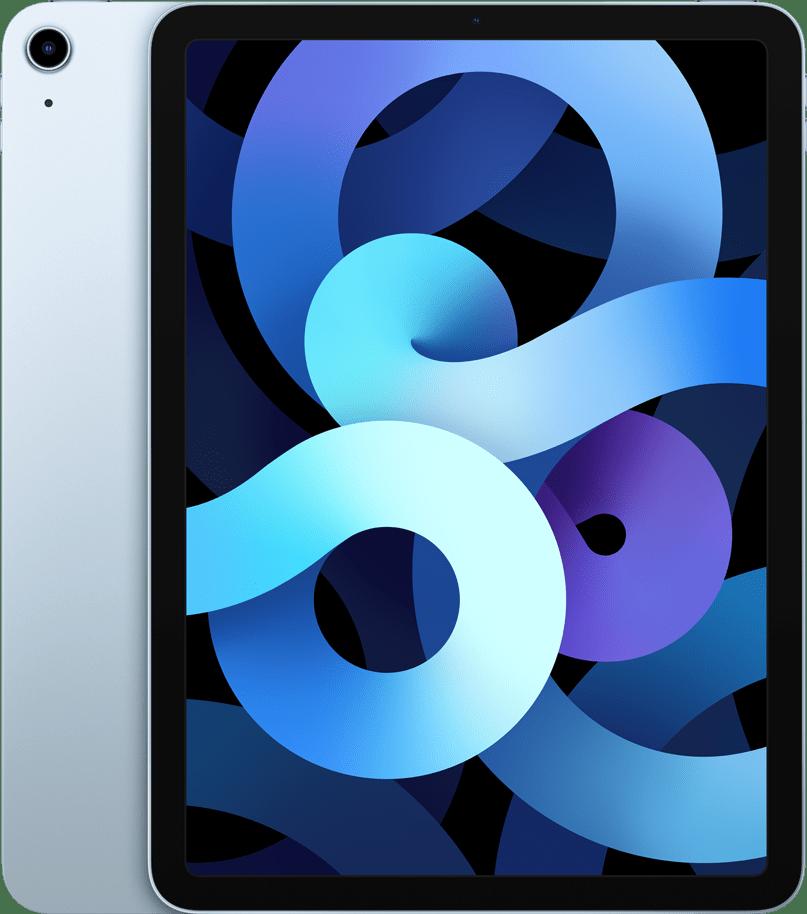 Sky Blue Apple iPad Air (2020) - LTE - iOS14 - 256GB.1