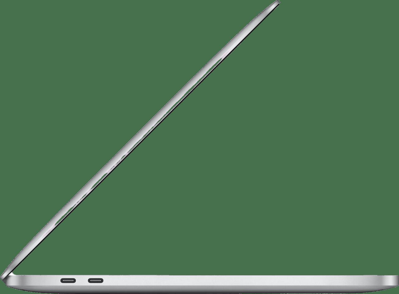 "Silver Apple 13"" MacBook Pro (Late 2020) Laptop - Apple M1 - 8GB - 256GB SSD - Apple Integrated 8-core GPU.3"