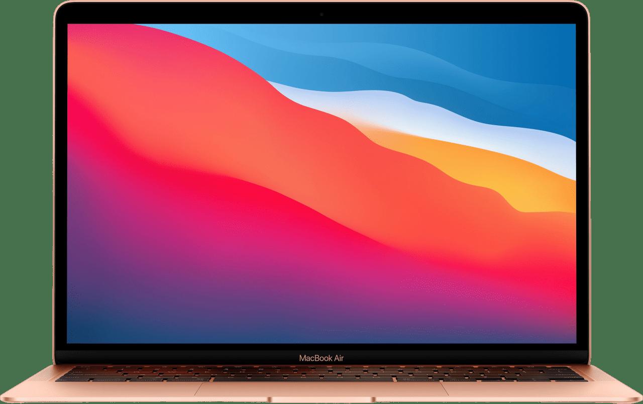 Gold Apple MacBook Air (Late 2020) Laptop - Apple M1 - 8GB - 256GB SSD - Apple Integrated 7-core GPU.1