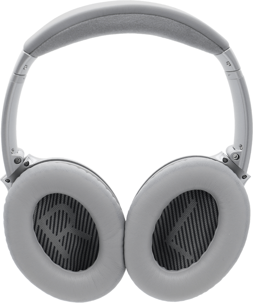 Silver Bose Quietcomfort 35 II Noise-cancelling Over-ear Bluetooth Headphones.4