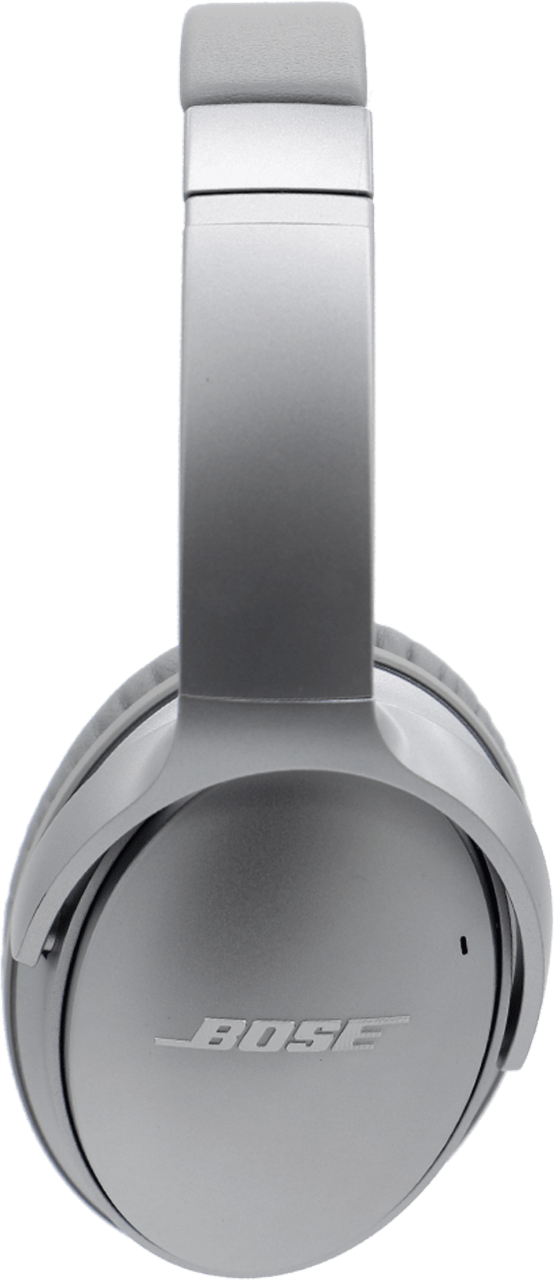 Silver Bose Quietcomfort 35 II Noise-cancelling Over-ear Bluetooth Headphones.5