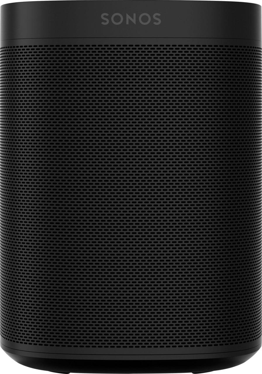 Black Sonos One Gen2.1