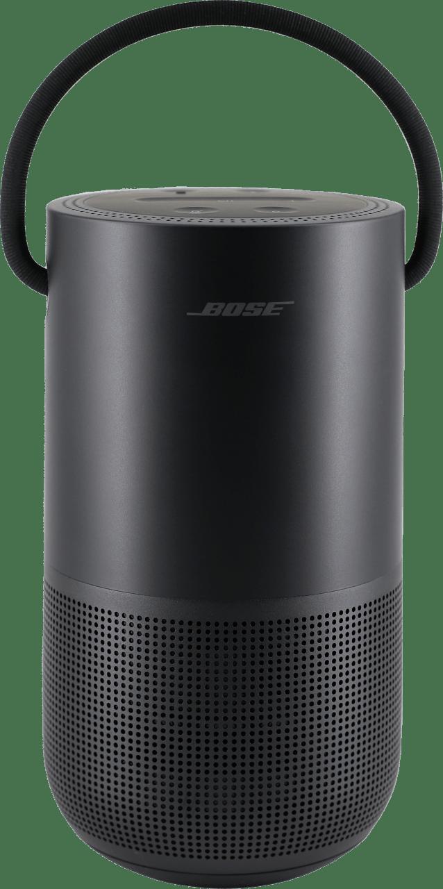 Matt Black Bose Portable Smart Speaker.1
