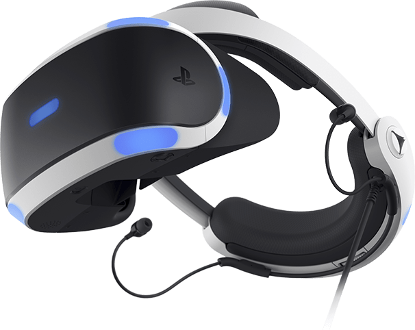 White Sony PS VR Starter Pack (VR Glasses / PS Camera / PS Camera Adapter for PS5).3