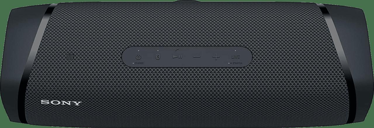 Black Sony SRS-XB43 EXTRA BASS Portable Bluetooth Speaker.3