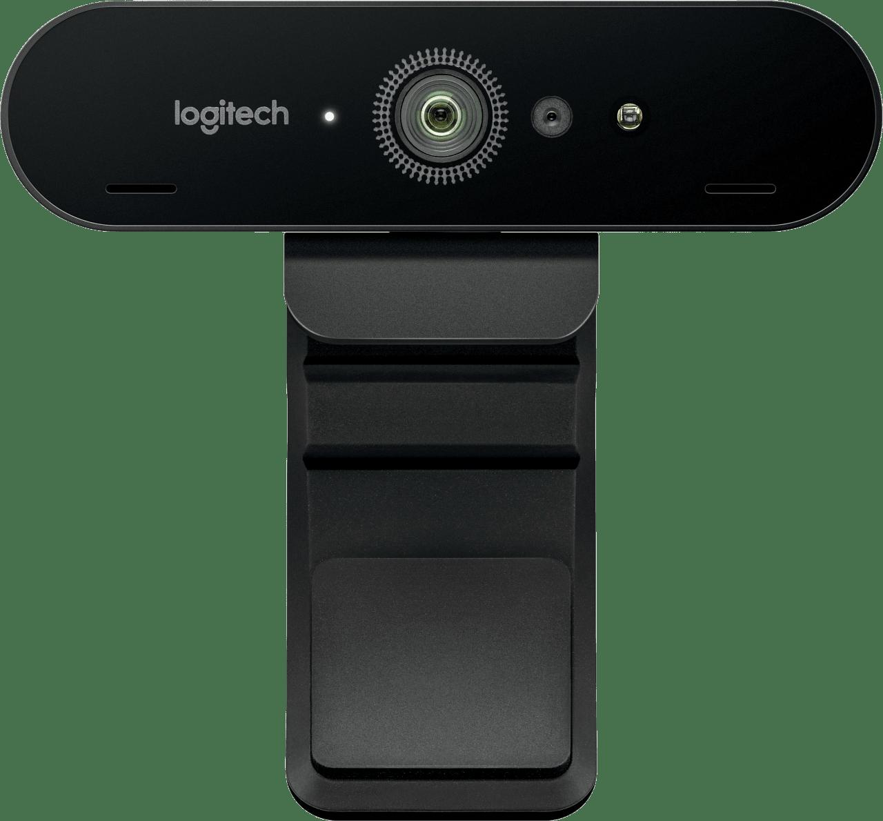 Black Logitech 4K Pro.1