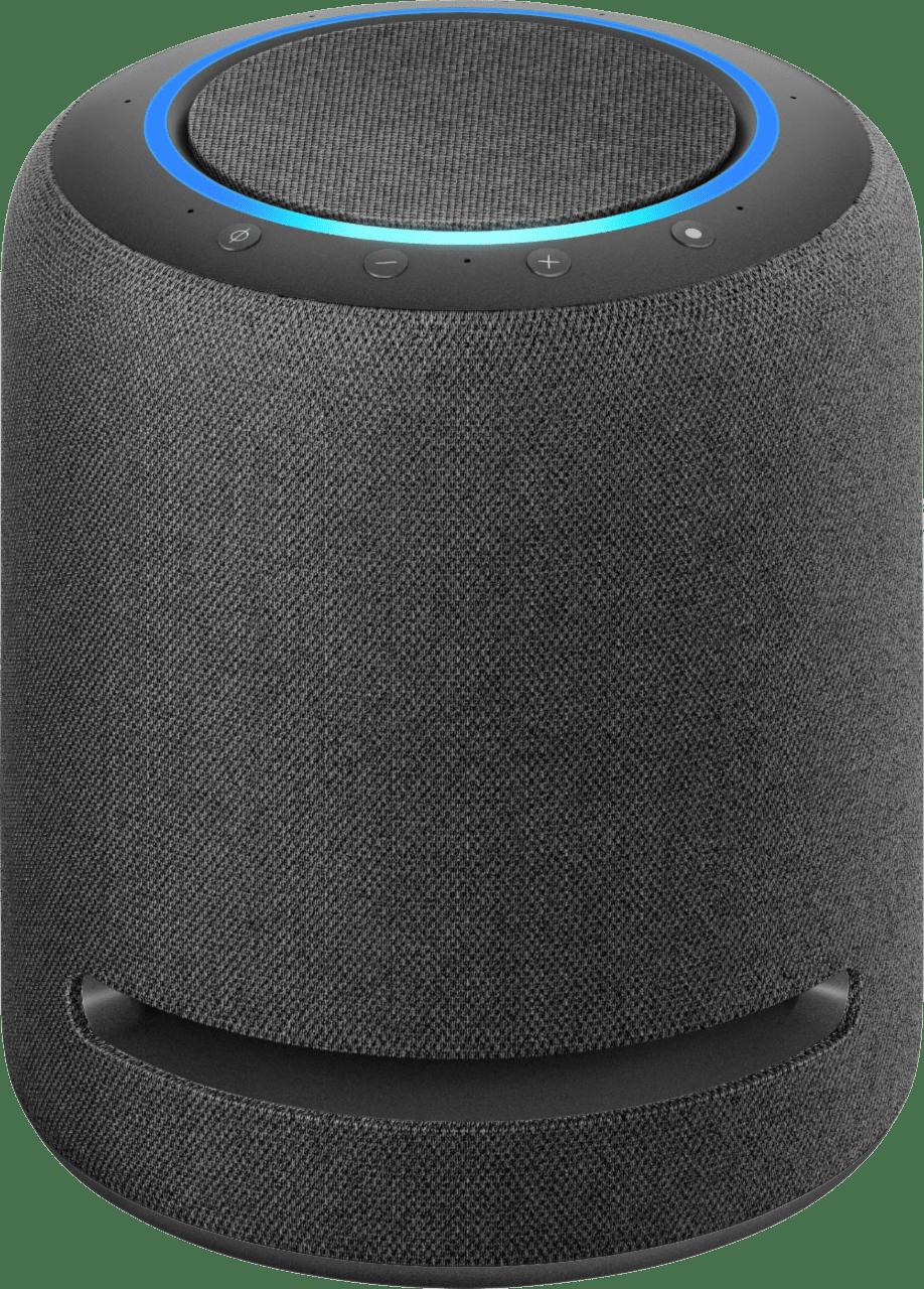 Black Amazon Echo Studio.1