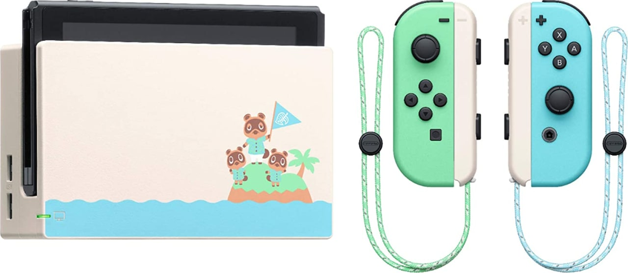 Multicolored Nintendo Switch - 32GB (2019 Edition).3