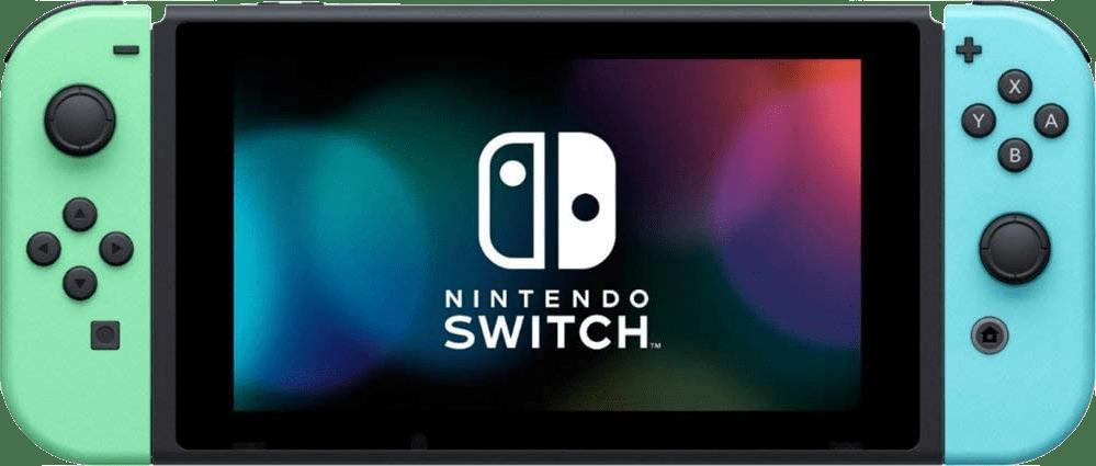 Multicolored Nintendo Switch - 32GB (2019 Edition).1
