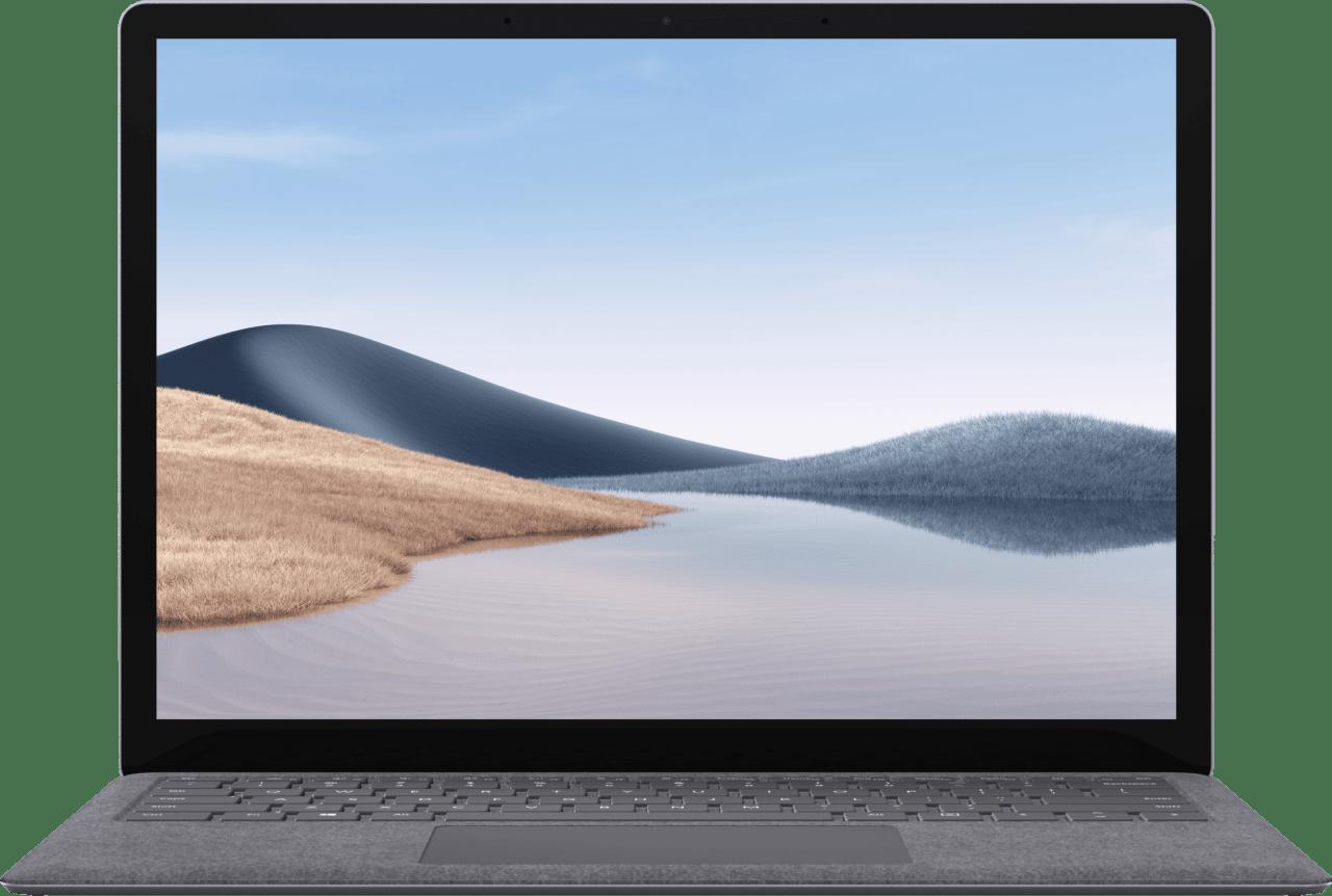 "Platinum (Alcantara) Microsoft Surface Laptop 4 - Touch 13.5"" (QHD) - Intel Core i5 - 1145G7 - 8GB - 512GB SSD - Intel Iris Plus 950 Graphics.1"
