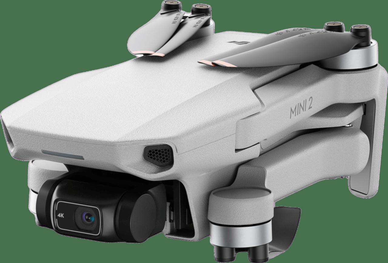Light Gray DJI Mini 2 Fly More Combo Drone.3
