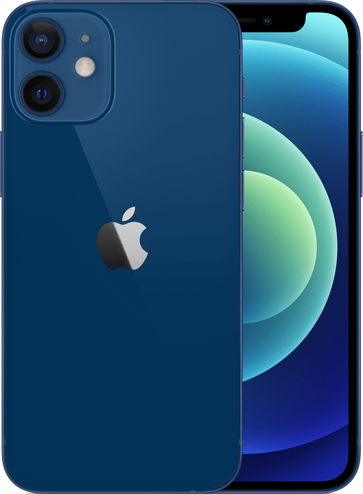 Blue Apple iPhone 12 mini - 128GB - Dual SIM.1
