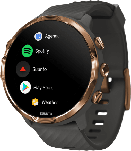 Graphite Suunto 7 GPS Sports watch.1
