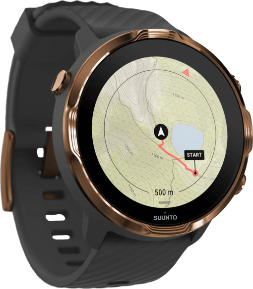 Graphite Suunto 7 GPS Sports watch.3