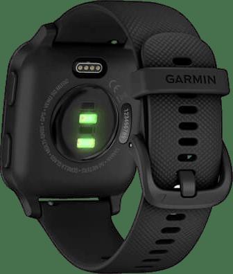 Black Garmin Venu Sq Music GPS Sports watch.4