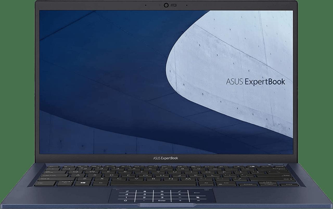 Star Black Asus ExpertBook B1400CEAE-EB0099R Notebook - Intel® Core™ i5-1135G7 - 8GB - 512GB SSD - Intel® Iris® Xe Graphics.1