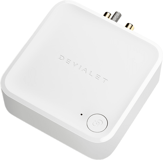 Iconic White Devialet Arch High-End Quality Phono Stage.3