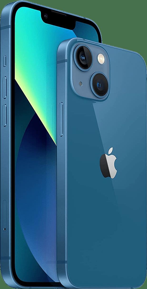Blue Apple iPhone 13 - 256GB - Dual SIM.3