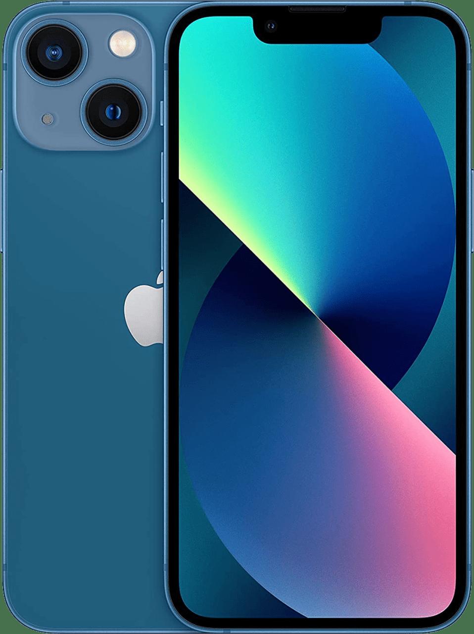 Blau Apple iPhone 13 mini - 256GB - Dual SIM.1