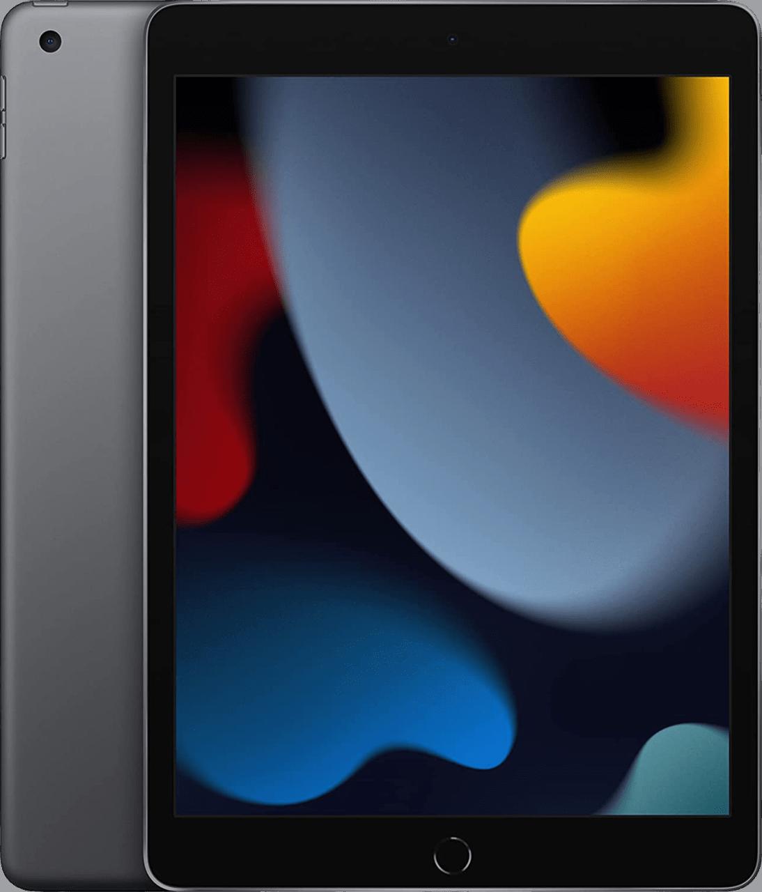 Space Grey Apple iPad (2021) - LTE - iOS 15 - 256GB.1