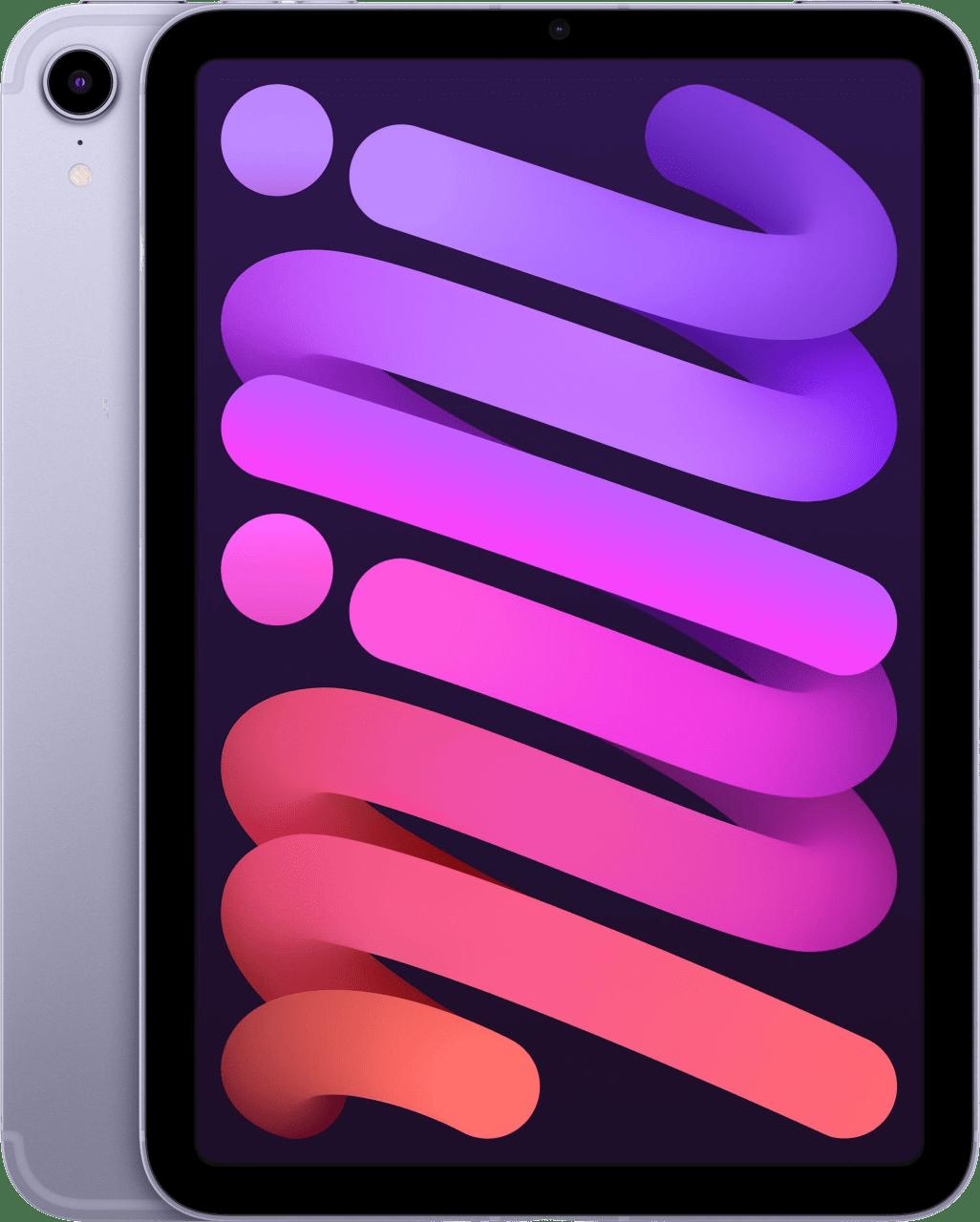 Purple Apple iPad mini (2021) - WiFi - iOS 15 - 64GB.1