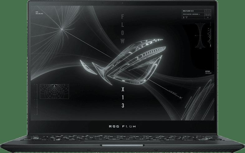 Off Black Asus ROG Flow X13 - Gaming Laptop - AMD Ryzen™ 9 5900H - 16GB - 1TB SSD - NVIDIA® GeForce® RTX 3050 Ti.1