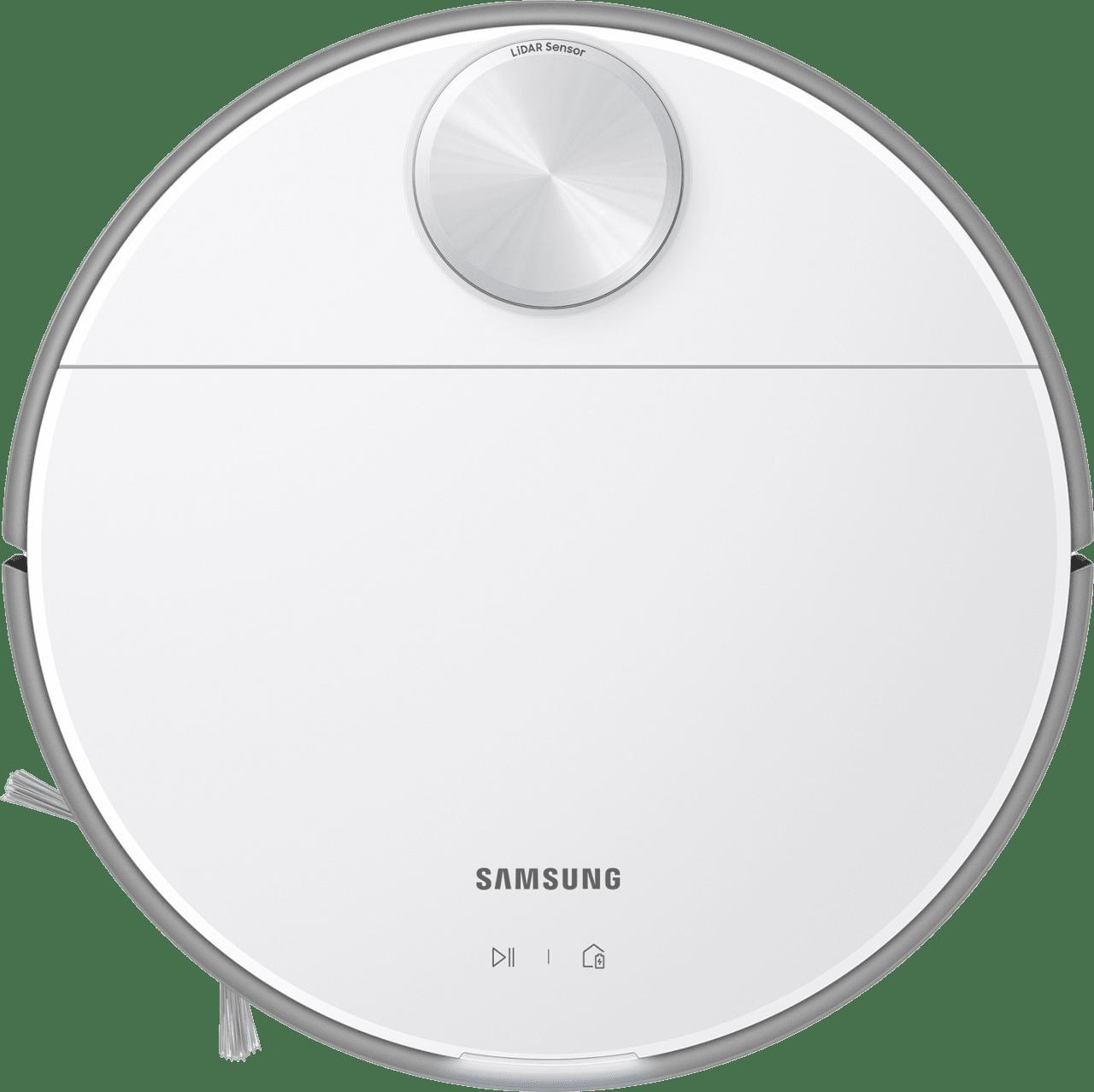 White Samsung JetBot 80 Vacuum Cleaner Robot.1