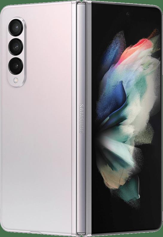 Silver Samsung Smartphone Galaxy Fold 3 - 256GB - Single Sim.1