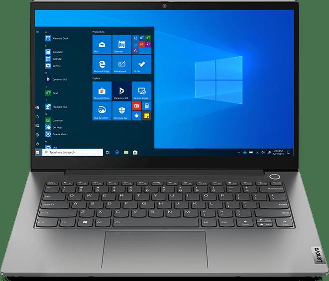 Grau Lenovo ThinkBook 14 G2 ITL Notebook - Intel® Core™ i5-1135G7 - 8GB - 256GB SSD - Intel® Iris® Xe Graphics.1