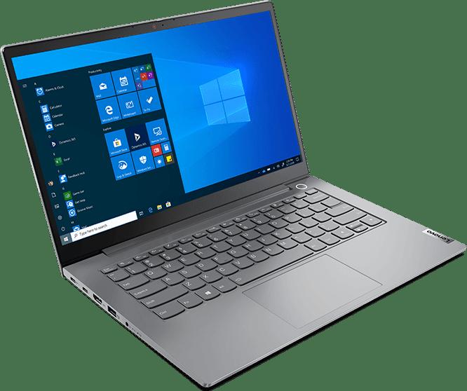 Grau Lenovo ThinkBook 14 G2 ITL Notebook - Intel® Core™ i5-1135G7 - 8GB - 256GB SSD - Intel® Iris® Xe Graphics.2