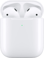Apple AirPods with Wireless Charging Case (2019 Gen 2)