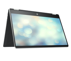 HP Pavilion x360 15-dq1210ng Convertible - Intel® Core™ i3-10110U - 8GB - 256GB PCIe - Intel® UHD Graphics