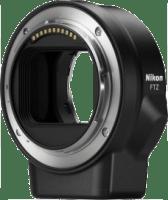 Nikon FTZ bayonet adapter