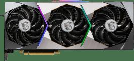 MSI GeForce RTX™ 3070 SUPRIM X 8G Graphics Card