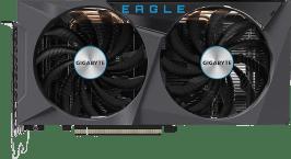 GigaByte GeForce RTX™ 3060 Eagle OC 12G (Rev. 2.0) Graphics Card