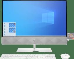 HP 24-k0019ng All-in-One - AMD Ryzen™ 7 4800H - 16GB - 512GB SSD + 1TB HDD - AMD Radeon™ Graphics