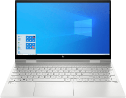 HP Envy 15 x360 15-ed1278ng Convertible - Intel® Core™ i7-1165G7 - 16GB - 1TB PCIe - Intel® Iris® Xe Graphics