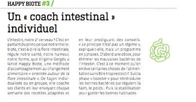 Article rennes métropole mag sur Happybiote