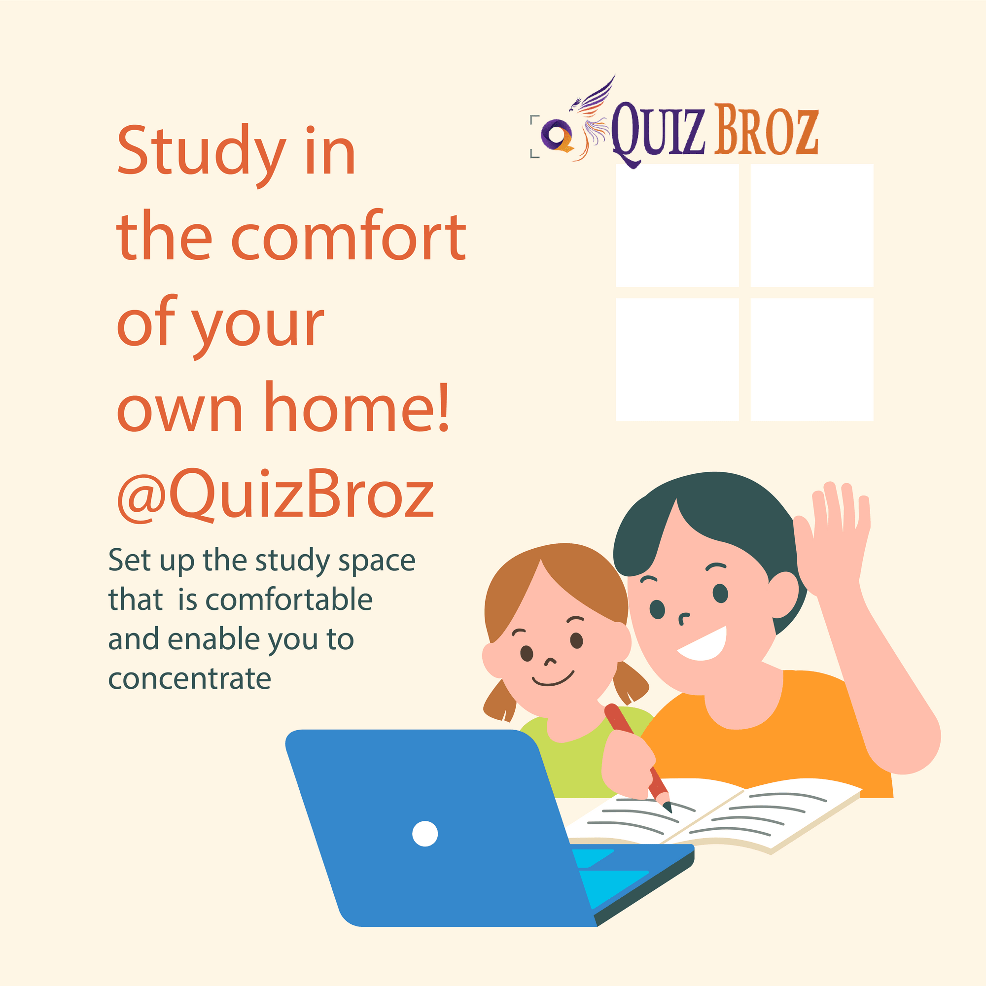 Home-schooling by QuizBroz