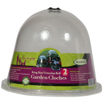 Haxnicks' King Size Victorian Bell Cloche