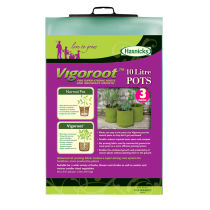 Haxnicks 10 Litre Vigoroot Pots